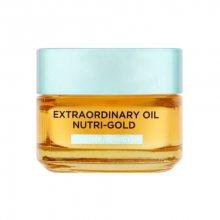 L´Oréal Paris Lehký vyživující olejový krém Nutri-Gold (Extraordinary Oil Cream) 50 ml