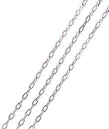Brilio Elegantní zlatý řetízek Anker 45 cm 271 115 00273 07 - 1,25 g