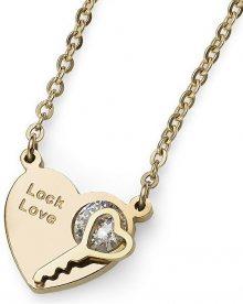 Oliver Weber Zamilovaný náhrdelník Open 11861G