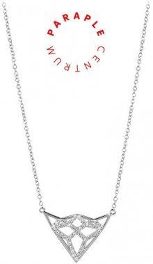 Silver Cat Stříbrný náhrdelník se zirkony SC292