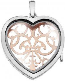 Hot Diamonds Přívěsek na elementy Anais srdce RG AL013