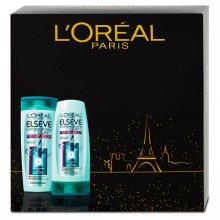 L\'Oréal Paris Elseve Extraordinary Clay čistící šampon pro mastné vlasy 250 ml + čistící balzám pro mastné vlasy 200 ml dárková sada