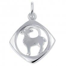 Brilio Silver Stříbrný přívěsek Kozoroh 441 001 00872 04 - 1,13 g