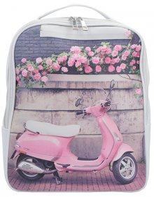 INDEE dámský batoh 9302-01 vícebarevný