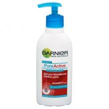 Garnier Pure Active gel k hloubkově čištění pórů 200 ml