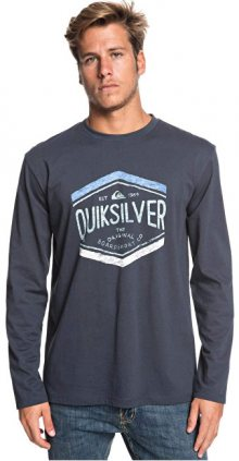 Quiksilver Triko Sketchy Member-Homme EQYZT04977-BTK0 Blue nights S