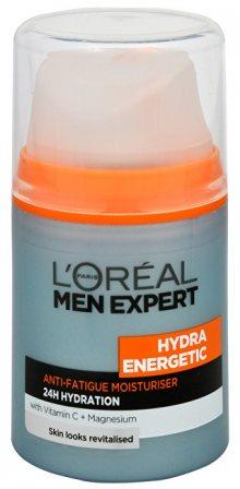 L´Oréal Paris Hydratační krém proti známkám únavy pro muže Hydra Energetic 50 ml