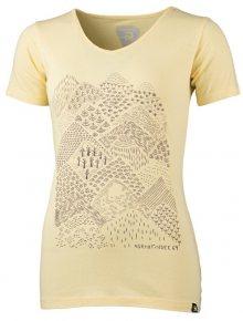 Northfinder Dámské triko Pamfilia Yellow TR-4390OR XS