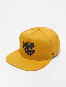 5 Panel Caps Pahokee in yellow Standardní