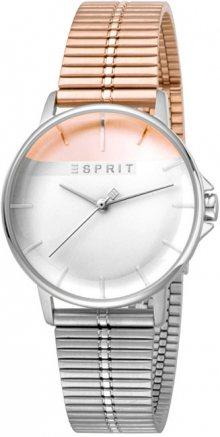 Esprit Fifty - Fifty Rosegold Silver MB ES1L065M0105