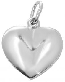 Brilio Silver Stříbrný přívěsek Srdce 441 001 00041 04 - 1,31 g