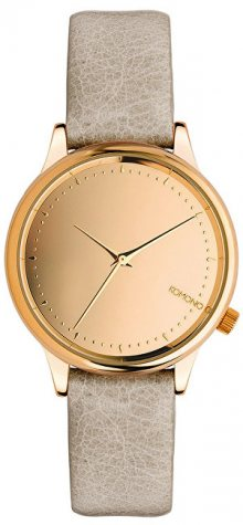 Komono Winston Mirror Rose Gold/Grey KOM-W2872