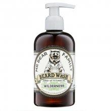 Mr. Bear Šampon na vousy Wilderness (Beard Wash) 250 ml