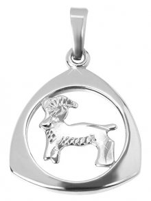 Brilio Silver Stříbrný přívěsek Kozoroh 441 001 00891 04 - 1,23 g