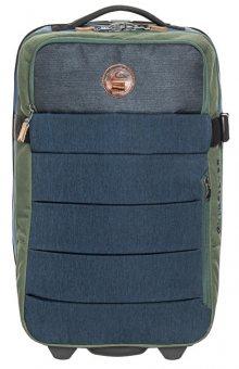 Quiksilver Cestovní taška New Horizon Medium Grey Heather EQYBL03140-KPVH