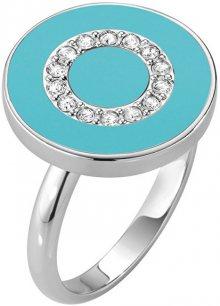 Morellato Stříbrný prsten s krystaly Perfetta SALX21 56 mm