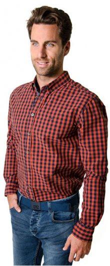 Heavy Tools Pánská košile Reply W16-411 Pumpkin XL