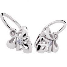 Cutie Diamonds Dětské náušnice Vendulka ND2214