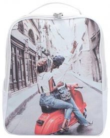 INDEE dámský batoh 9302-04 vícebarevný
