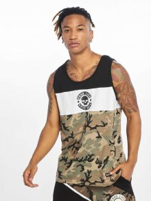 Tank Tops Lion in camouflage M