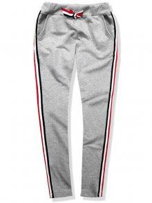 Šedé kalhoty 9620