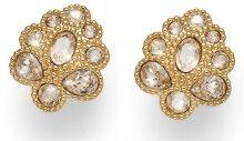 Oliver Weber Elegantní náušnice s krystaly Keen 22704G