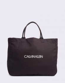 Calvin Klein Beach Bag Black
