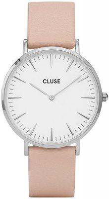 Cluse La Bohème Silver White/Nude CL18231