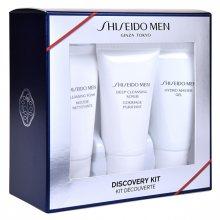 Shiseido Dárková sada pleťové péče pro muže Men (Discovery Kit)