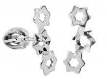 Brilio Silver Hvězdičkové náušnice ze stříbra 431 001 02754 04 - 1,08 g