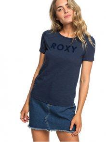 Roxy Dámské triko Red Sunset SS A Dress Blues ERJZT04512-BTK0 S
