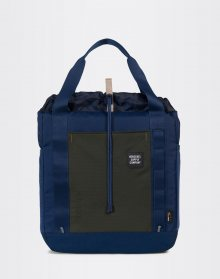 Herschel Supply Barnes Peacoat/Forest Night