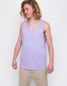 Carhartt WIP Chase A-Shirt Soft Lavender/Gold L