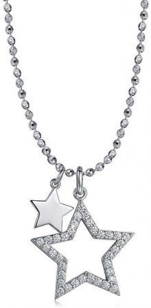 Brosway Stříbrný náhrdelník Musa G9MU02