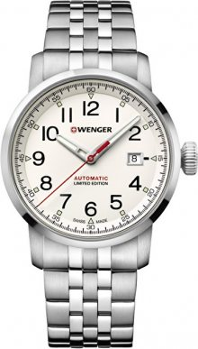 Wenger Attitude Heritage Automatique Limited Edition 01.1546.102