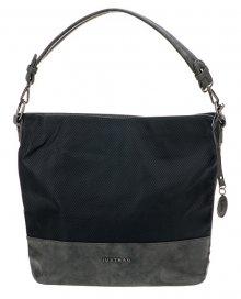 JustBag Dámská kabelka YF1601-486E Black
