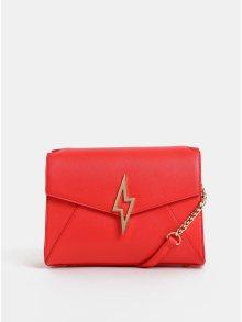 Červená crossbody kabelka Paul\'s Boutique Rita