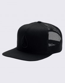 Nixon Deep Down Trucker Allblack