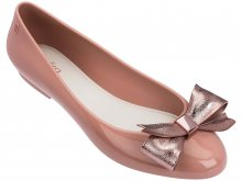 Melissa starorůžové baleríny Doll III Pink/Beige - 35/36