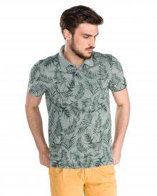 Grayson Polo triko Jack & Jones | Zelená | Pánské | L