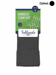 Bellinda Pánské ponožky BAMBUS COMFORT SOCKS BE497520-940\n\n