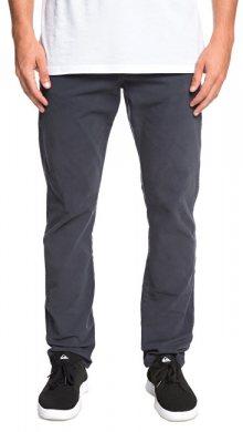 Quiksilver Pánské kalhoty Krandy 5 Pockets Blue Nights EQYNP03168-BST0 32