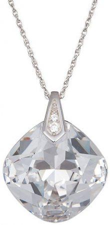 Preciosa Náhrdelník s čirým krystalem Brilliant Rose 6011 00 (řetízek, přívěsek)