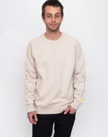 Carhartt WIP Chase Sweat Boulder/Gold L