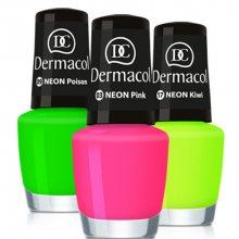 Dermacol Neonový lak na nehty 5 ml č.12 Love