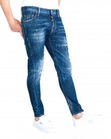 Sexy Twist Jeans DSQUARED2 | Modrá | Pánské | IT-46
