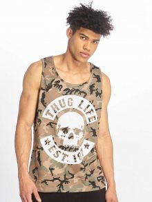 Tank Tops Teris in camouflage M