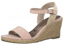 Tamaris Dámské sandále 1-1-28300-22-539 Rose/Beige 36