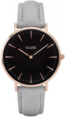Cluse La Bohème Rose Gold Black/Grey CL18018