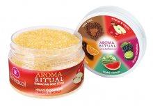 Dermacol Hřejivý tělový peeling jablko a skořice Aroma Ritual 200 g